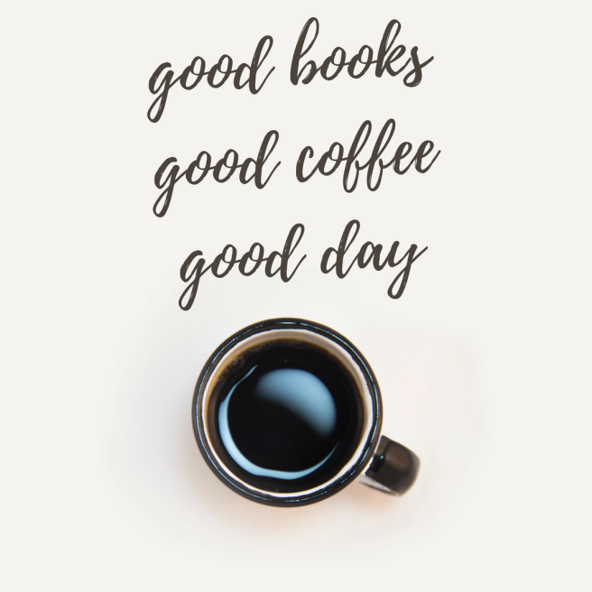 Looks like it's Coffee-and-book o'clock!1